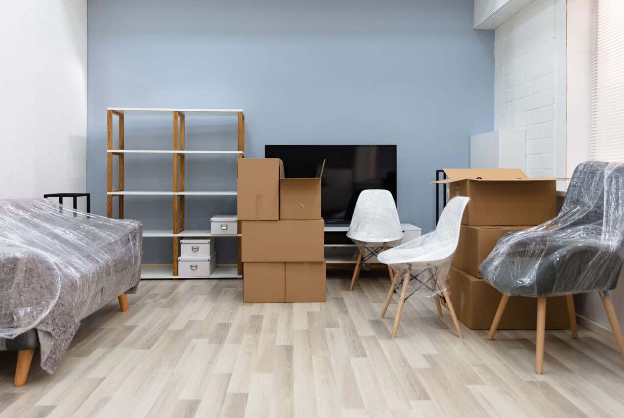 Umzug Berlin - Möbel einlagern